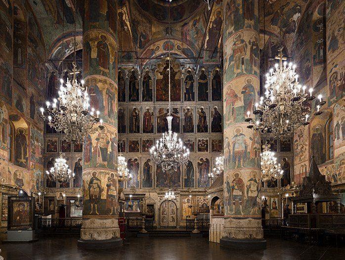 Цикл лекций «Живопись кремлевских соборов и дворцов» – события на сайте «Московские Сезоны»