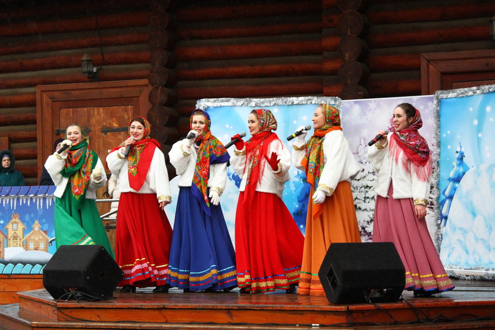 Праздник «Святки в Коломенском» – события на сайте «Московские Сезоны»