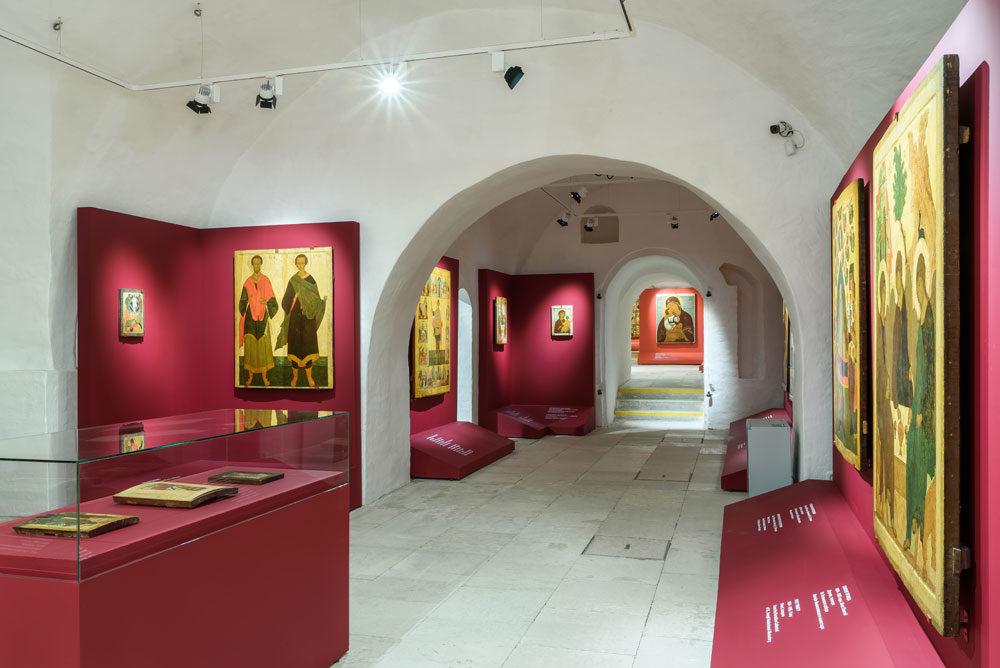 Экспозиция «Древнерусская иконопись XIII–XVI веков и памятники декоративно-прикладного искусства» – события на сайте «Московские Сезоны»