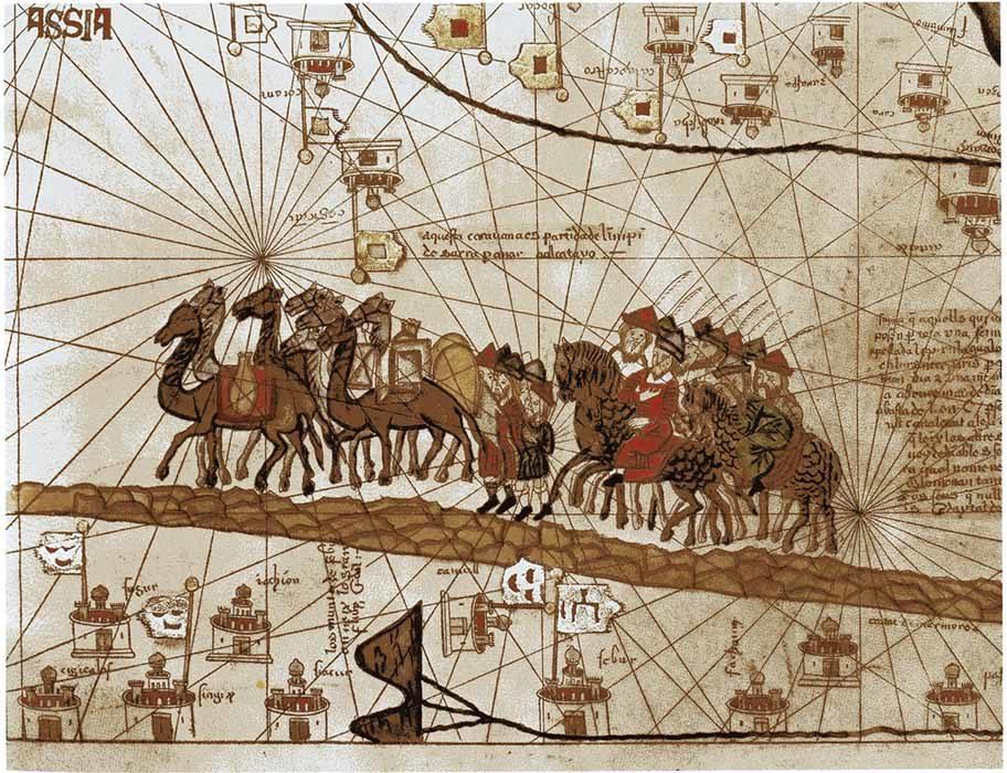 Цикл лекций «Человек шагающий: путешественники, паломники, исследователи» – события на сайте «Московские Сезоны»