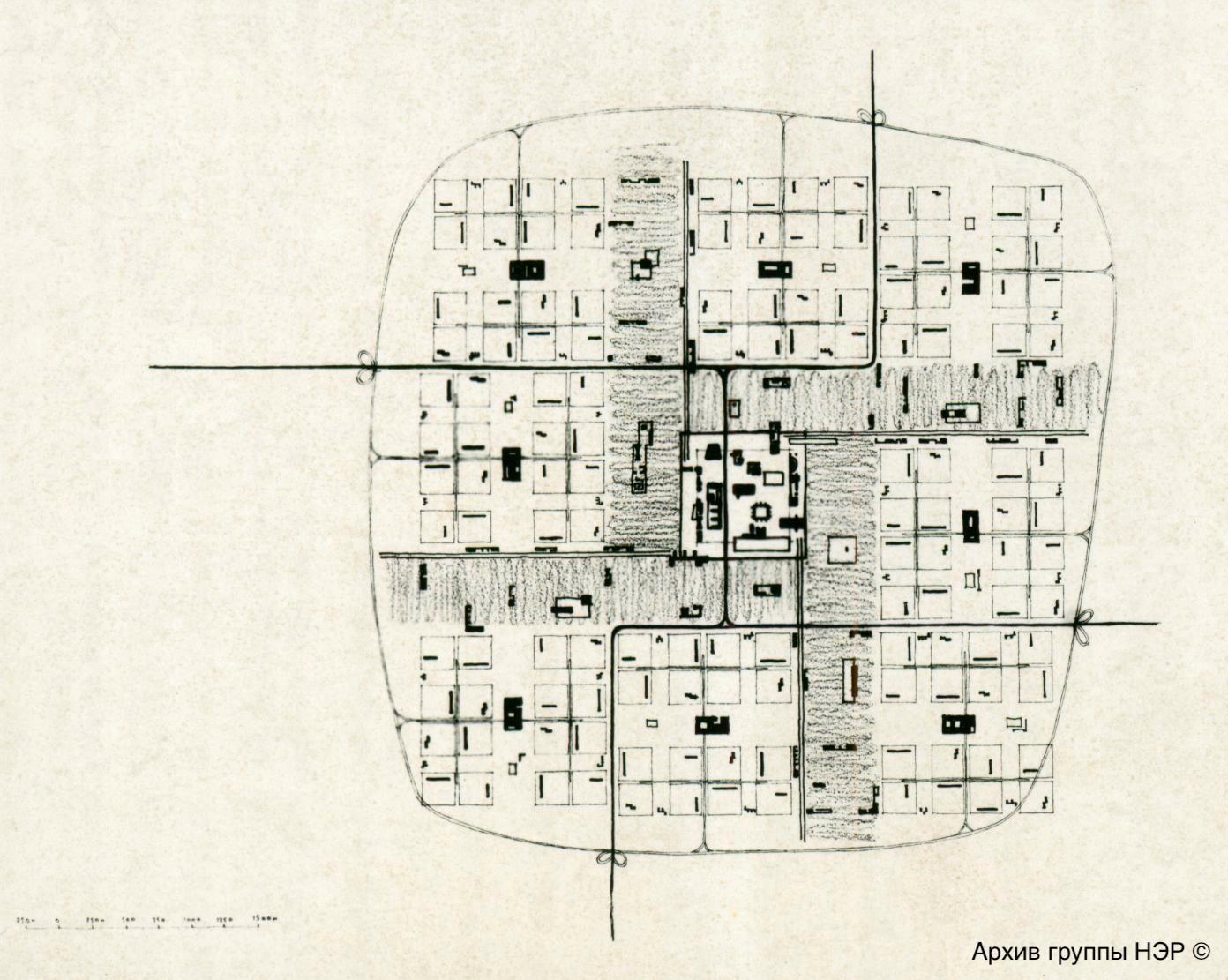 Выставка «НЭР: По следам города будущего. 1959–1977 гг.» – события на сайте «Московские Сезоны»