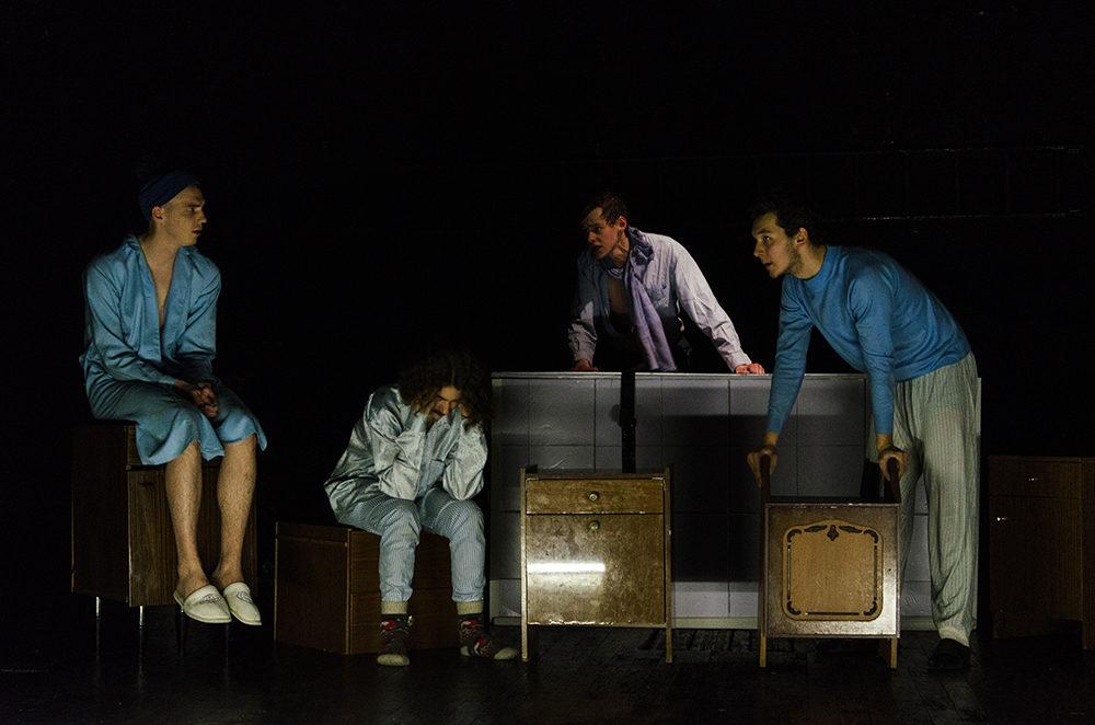 Спектакль «Вальпургиева ночь, или Шаги командора» – события на сайте «Московские Сезоны»
