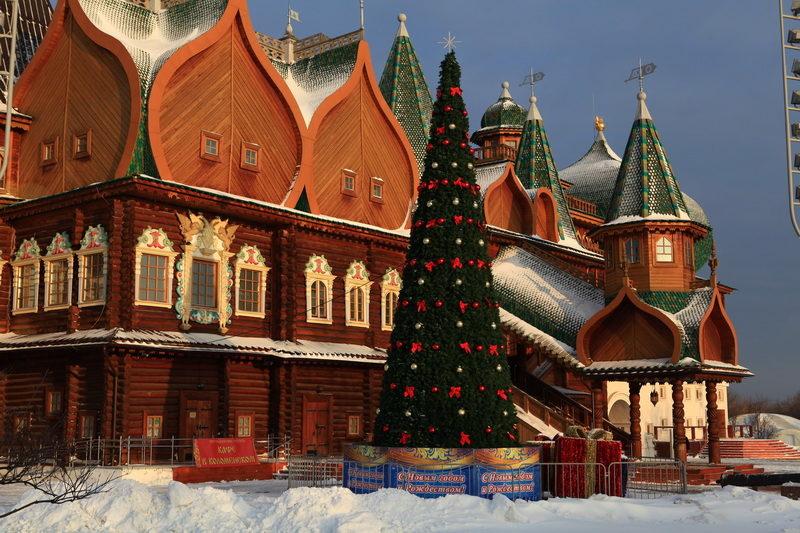 Новогоднее представление для детей в Коломенском – события на сайте «Московские Сезоны»