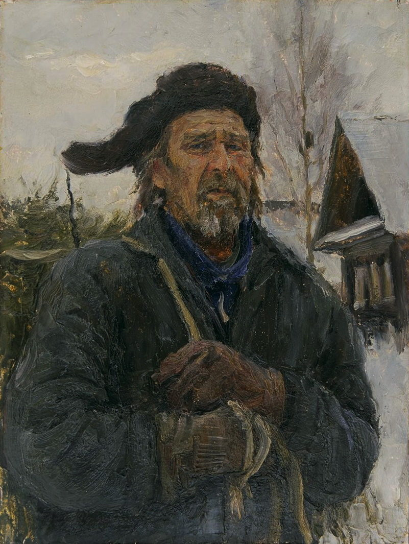 Выставка «Картины из прошлого века» – события на сайте «Московские Сезоны»