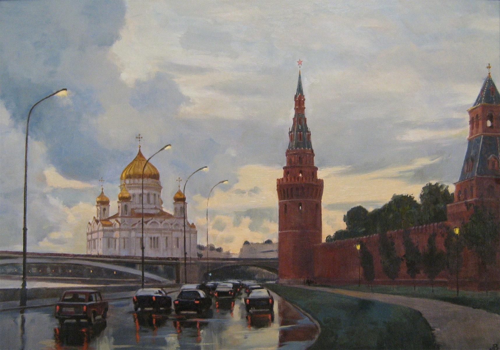 Выставка «Города и годы» – события на сайте «Московские Сезоны»