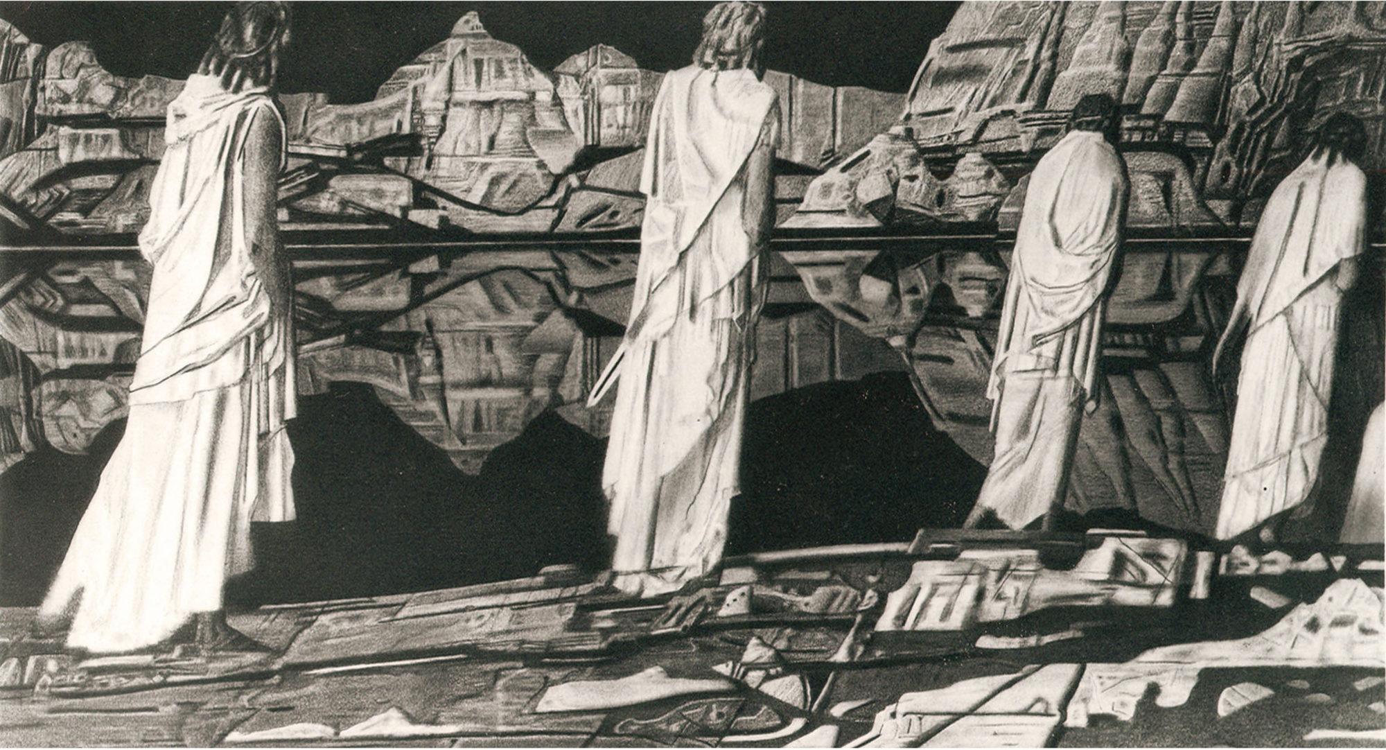 Выставка «Анатолий Якушин. Живопись. Графика. Плакат» – события на сайте «Московские Сезоны»