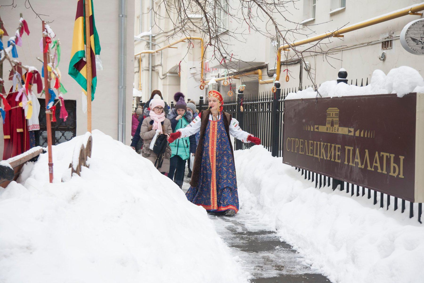Праздник «Масленица в «Стрелецких палатах» – события на сайте «Московские Сезоны»