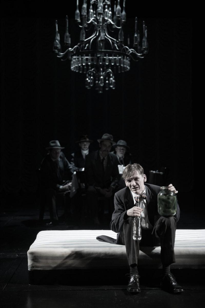 Спектакль «Москва-Петушки» – события на сайте «Московские Сезоны»