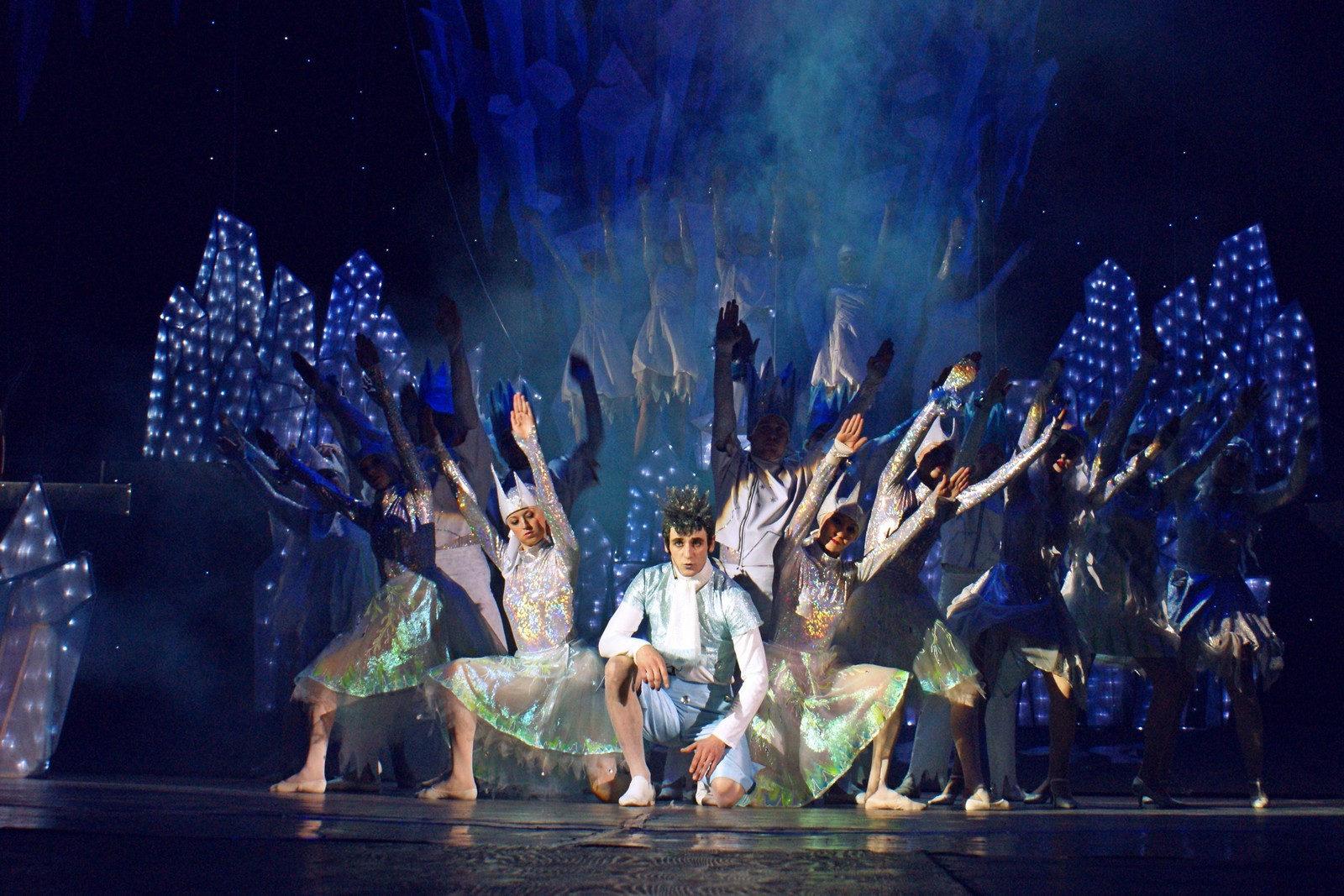 Спектакль «Сказка о Снежной королеве» – события на сайте «Московские Сезоны»