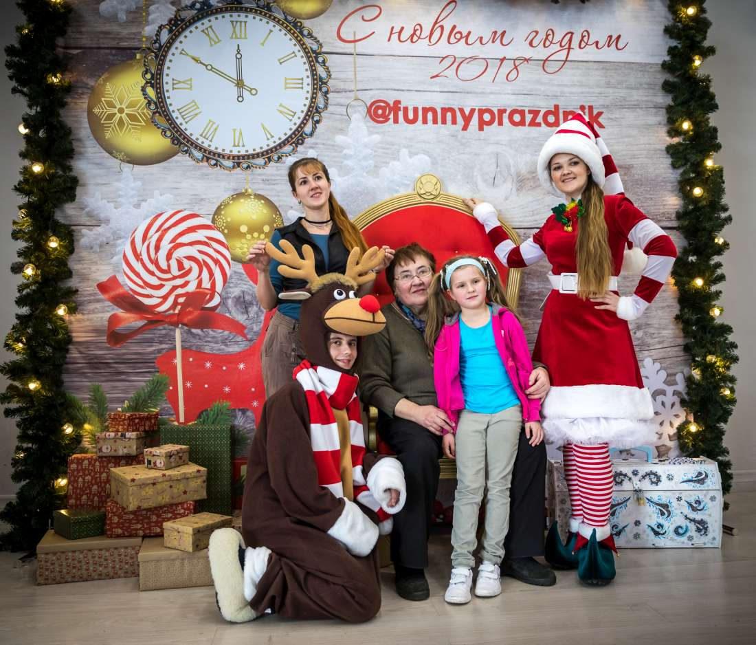 Новогодний маскарад «МамаПати» – события на сайте «Московские Сезоны»