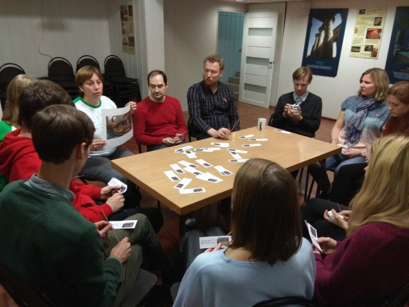 Философская игра «Возвращение героя» – события на сайте «Московские Сезоны»