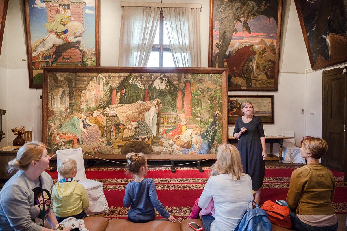 Выставка «Дом-музей Виктора Васнецова» – события на сайте «Московские Сезоны»