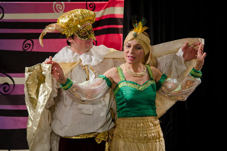 Спектакль «Золотая птичка» – события на сайте «Московские Сезоны»