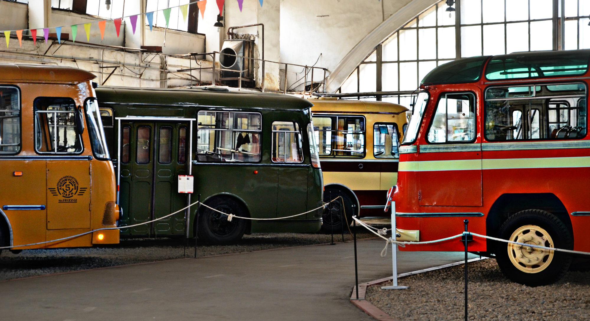 День студента в музее «Московский транспорт» – события на сайте «Московские Сезоны»