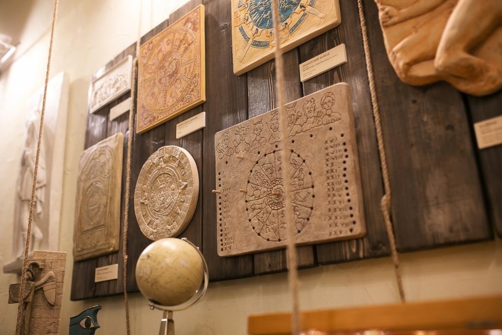 Выставка «Знаки и символы на пути. О времени, о выборе, о шансах» – события на сайте «Московские Сезоны»