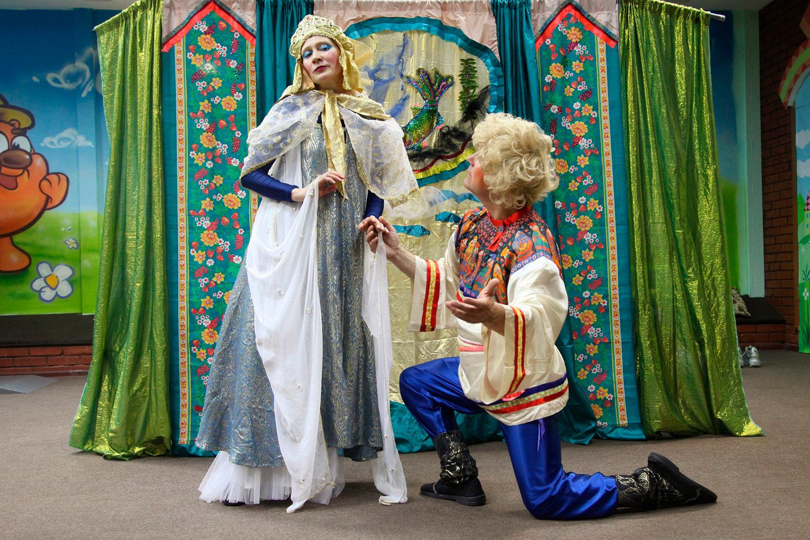 Детские спектакли и анимационные программы в Измайловском парке – события на сайте «Московские Сезоны»