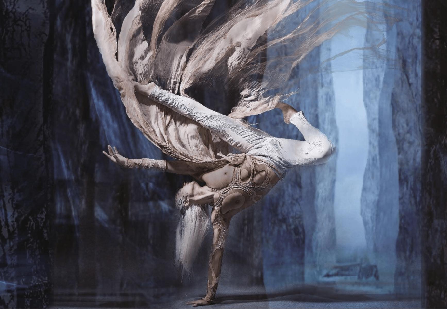 Спектакль «Легенда о дуновении ветра» – события на сайте «Московские Сезоны»