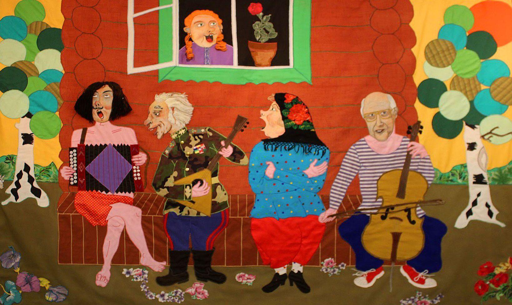 Выставка произведений Нины Буденной – события на сайте «Московские Сезоны»