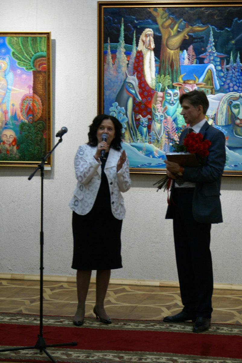 Выставка Юрия Дырина «Укротить дракона» – события на сайте «Московские Сезоны»