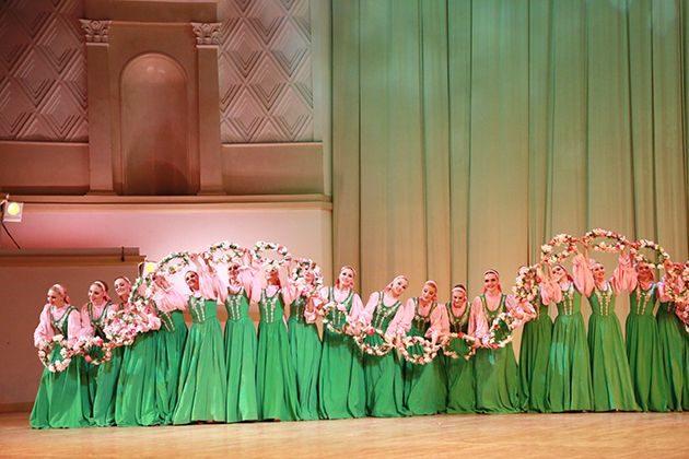 Концерт «Весенний хоровод» – события на сайте «Московские Сезоны»