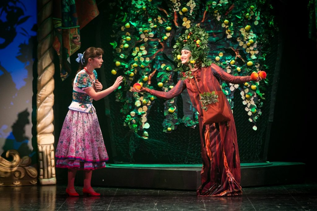 Мюзикл «Невероятные приключения любимых героев» – события на сайте «Московские Сезоны»