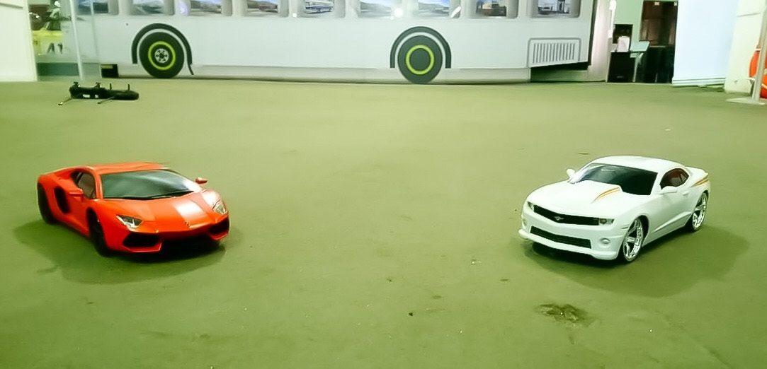 Программа Museum crazy racer – события на сайте «Московские Сезоны»