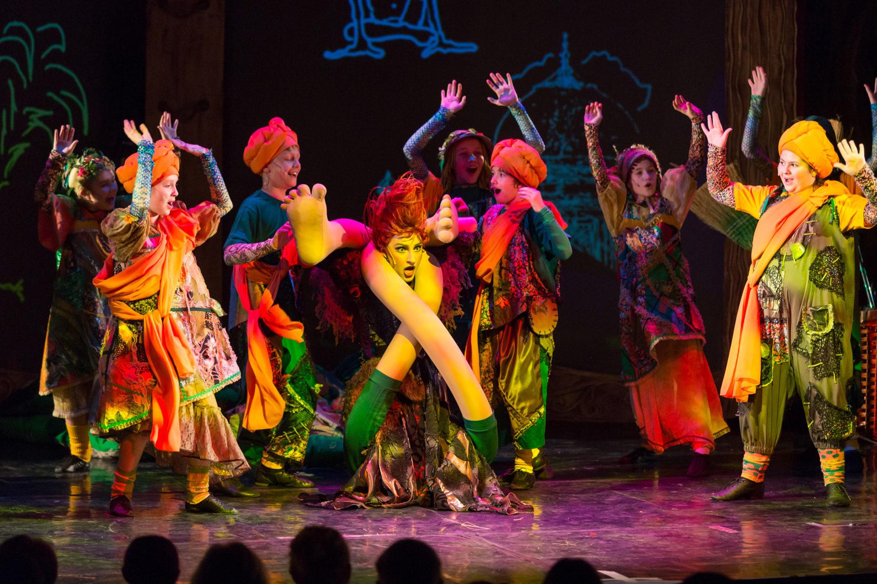 Мюзикл «Школа лесной магии» – события на сайте «Московские Сезоны»