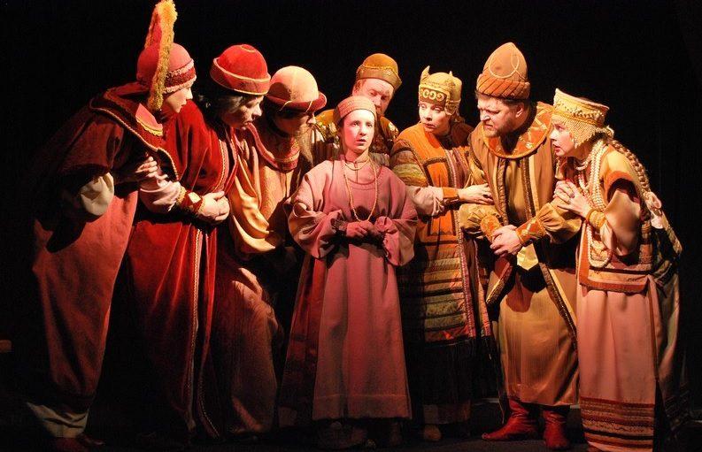 Спектакль «Муромское чудо» – события на сайте «Московские Сезоны»