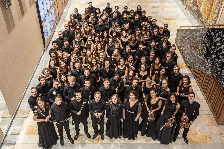 Российский национальный молодёжный симфонический оркестр. Жан-Кристоф Спинози. – события на сайте «Московские Сезоны»