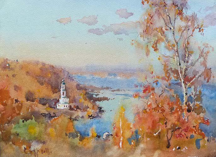 Персональная выставка Сергея Алдушкина – события на сайте «Московские Сезоны»