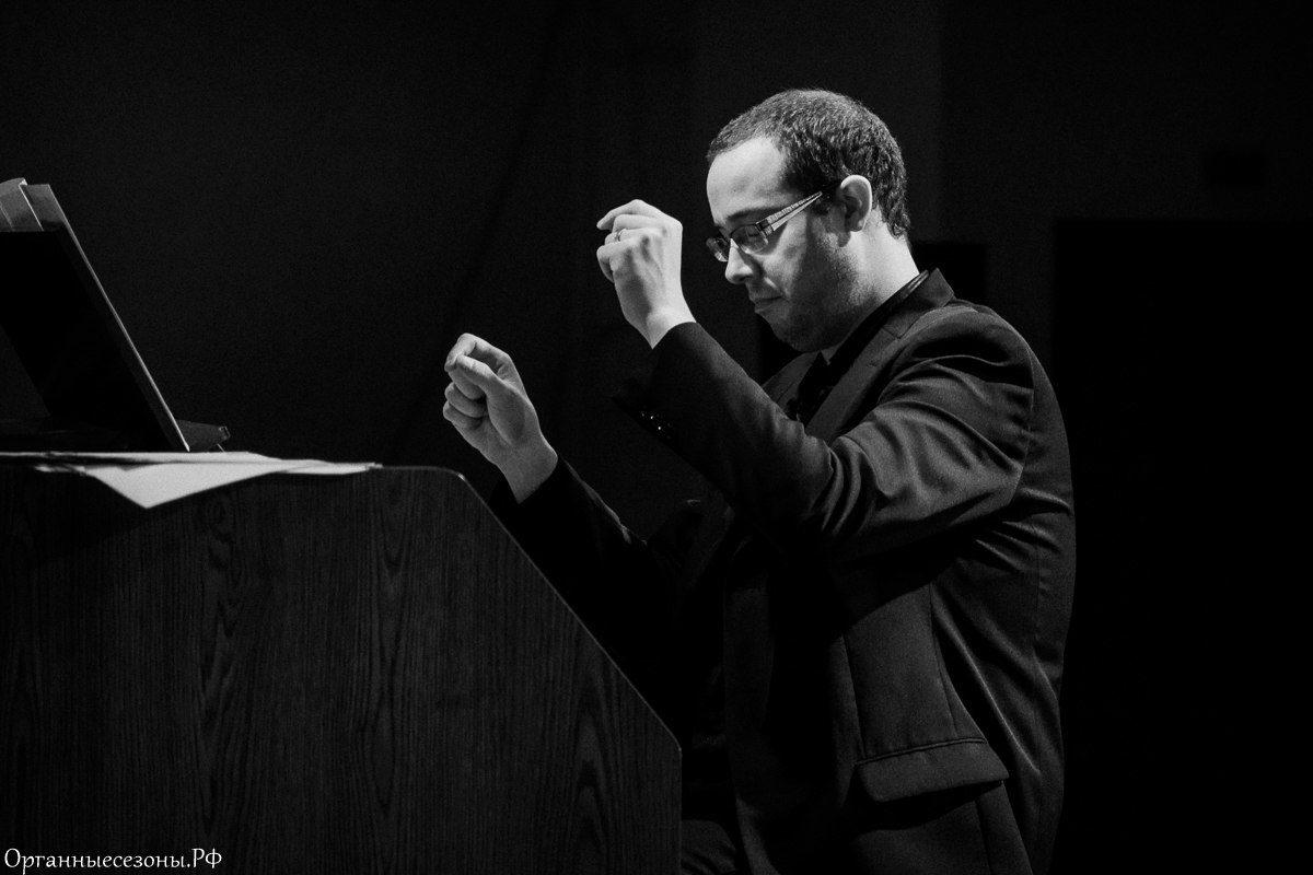 Концерт «И. С. Бах и четыре века испанской музыки. Даниэль Сальвадор» – события на сайте «Московские Сезоны»