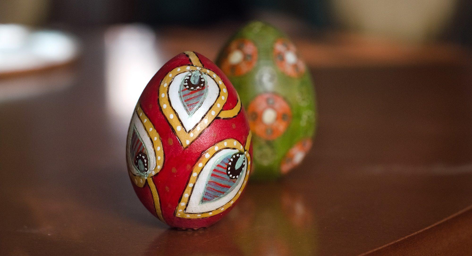 Весна в Русском стиле. Мастер-класс «Пасхальный подарок» – события на сайте «Московские Сезоны»