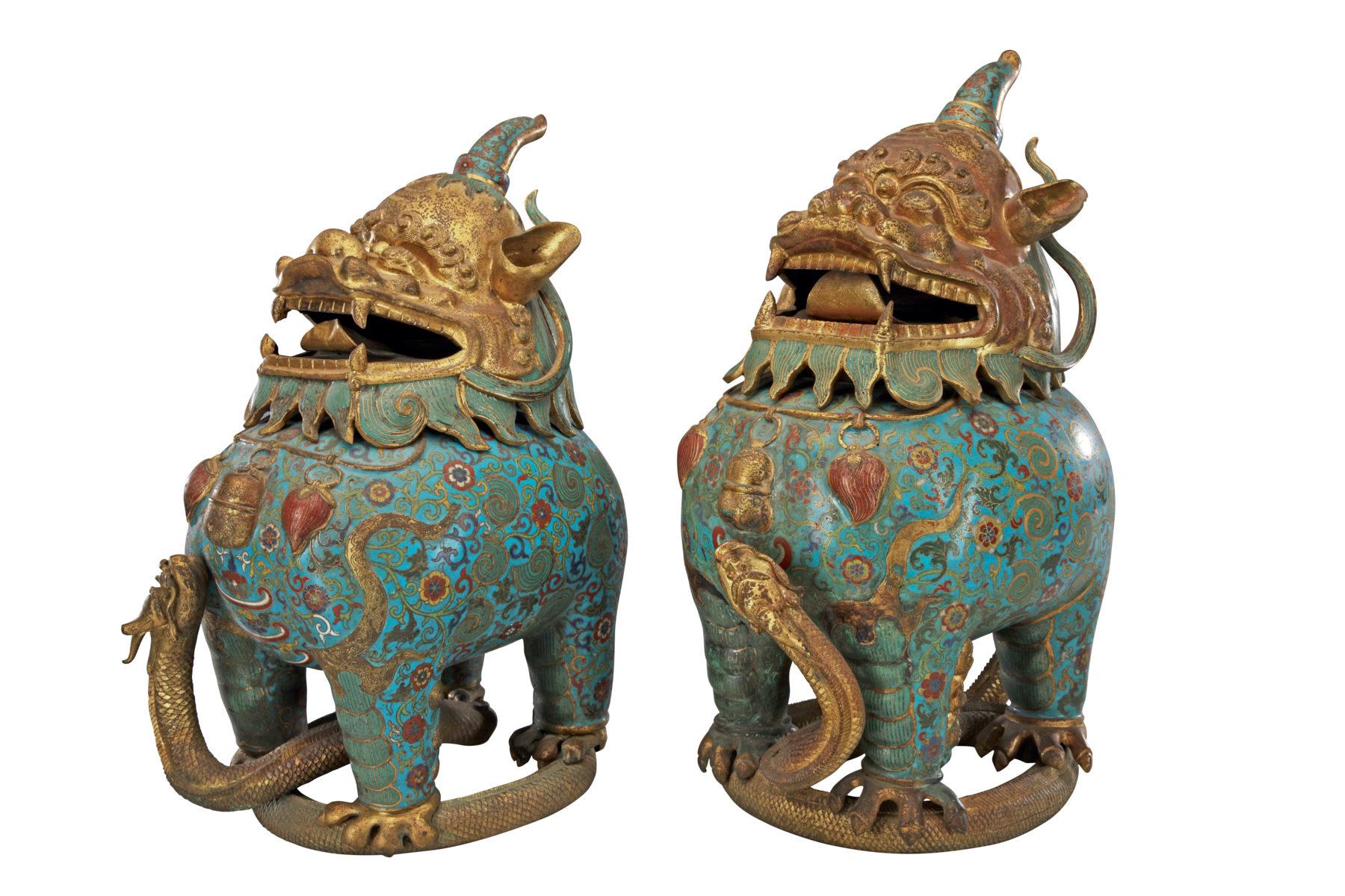 Выставка «Сокровища императорского дворца Гугун. Эпоха процветания Китая в XVIII веке» – события на сайте «Московские Сезоны»