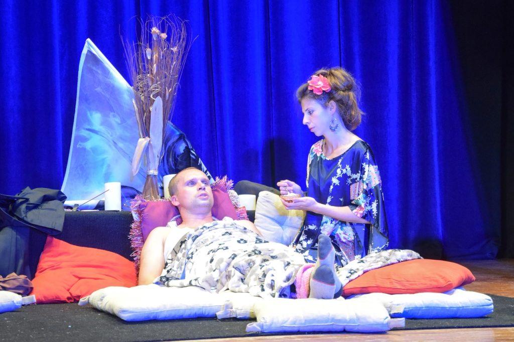 Спектакль «Пришел мужчина к женщине» – события на сайте «Московские Сезоны»