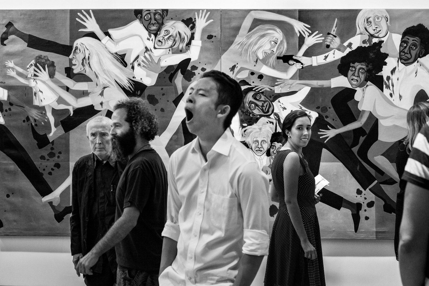 Выставка «Жерар Юфера. Один день в музее» – события на сайте «Московские Сезоны»
