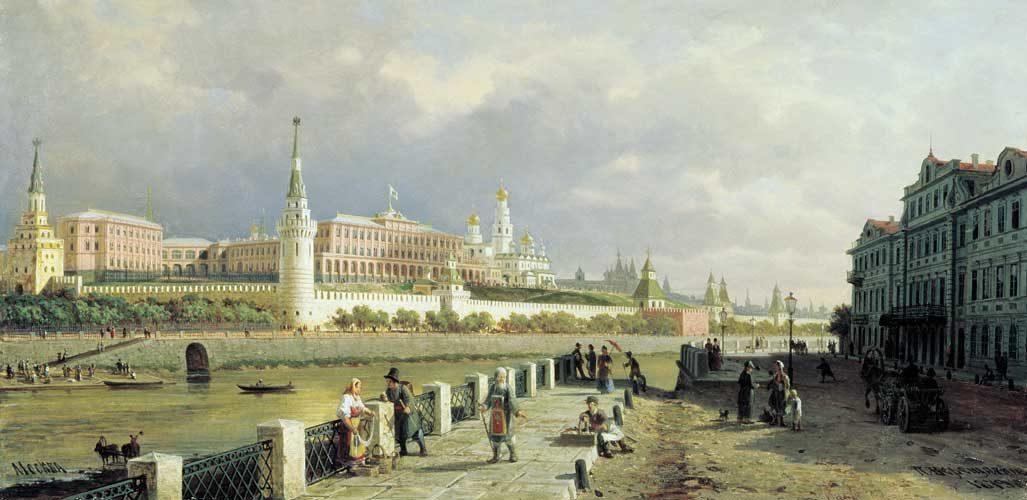 Лекционный цикл «Московский Кремль в первые годы советской власти» – события на сайте «Московские Сезоны»