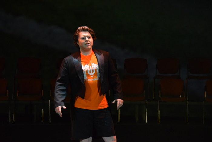 Гала-концерт «Мальчишник в «Геликон-опере» – события на сайте «Московские Сезоны»