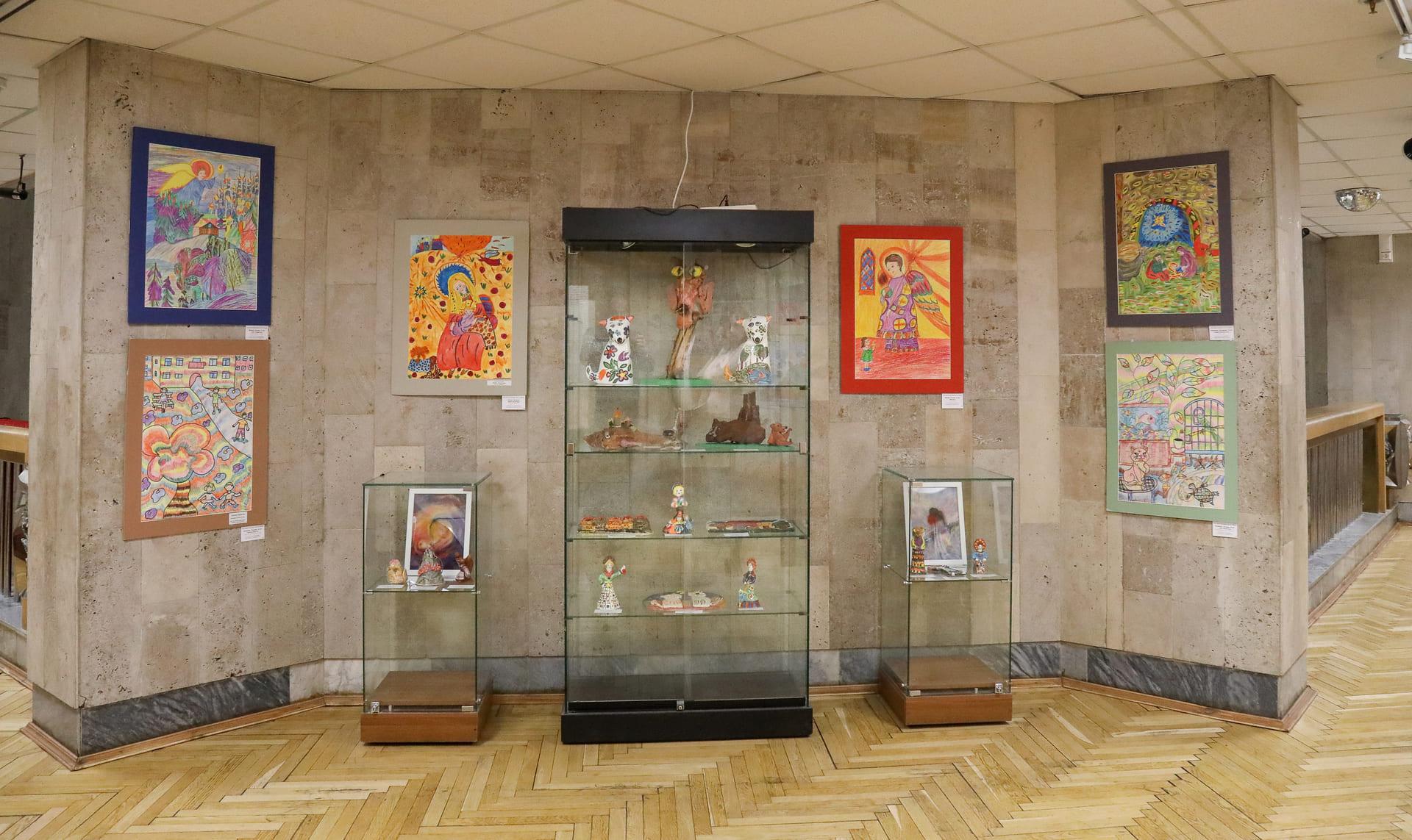 Выставка «Территория добра и творчества» – события на сайте «Московские Сезоны»