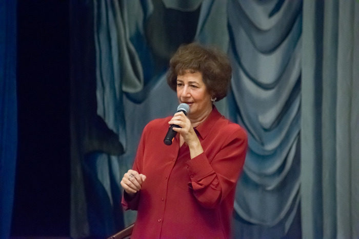 Лекция Дины Кирнарской – события на сайте «Московские Сезоны»