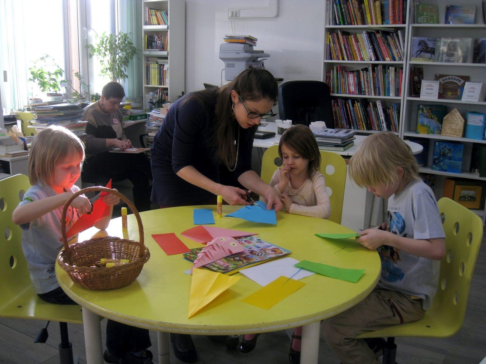 Цикл эколекций в Российской государственной детской библиотеке – события на сайте «Московские Сезоны»
