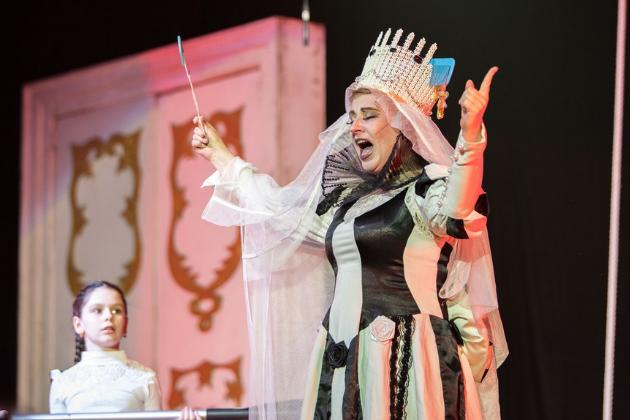 Спектакль «Алиса. Зазеркалье» – события на сайте «Московские Сезоны»