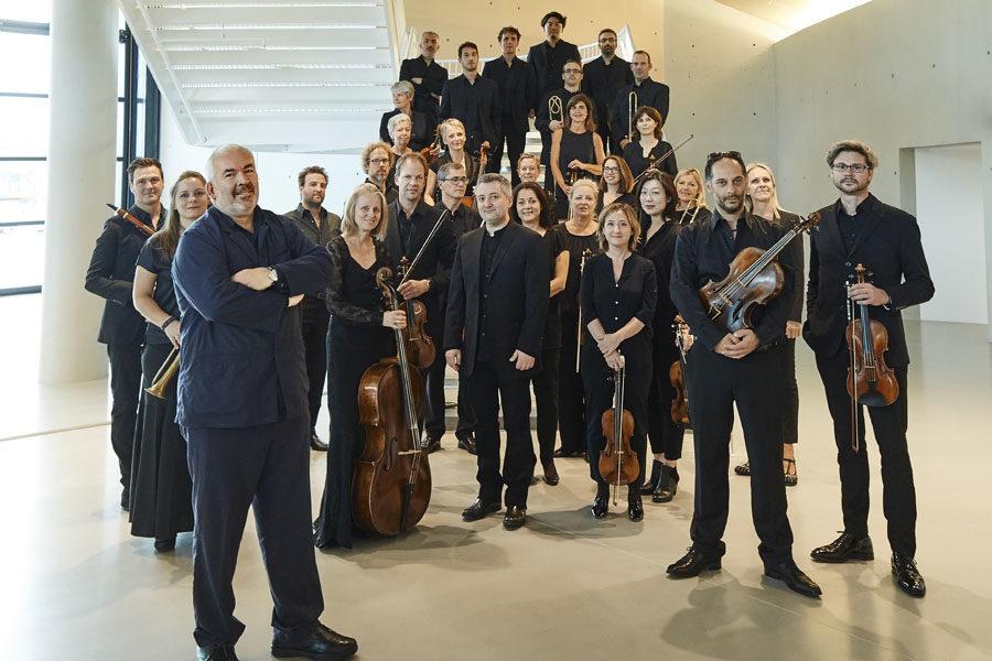 Концерт оркестра «Музыканты Лувра», дирижёр Марк Минковски – события на сайте «Московские Сезоны»
