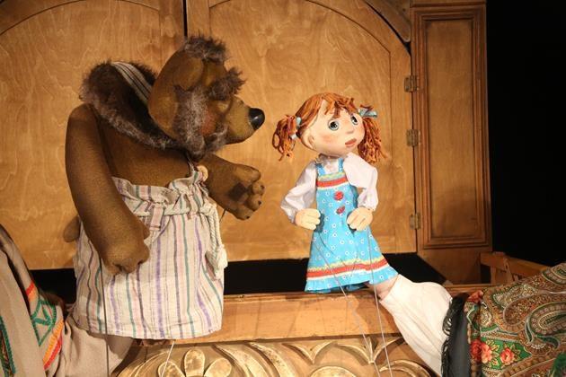 Спектакль «Машенька и Медведь» – события на сайте «Московские Сезоны»