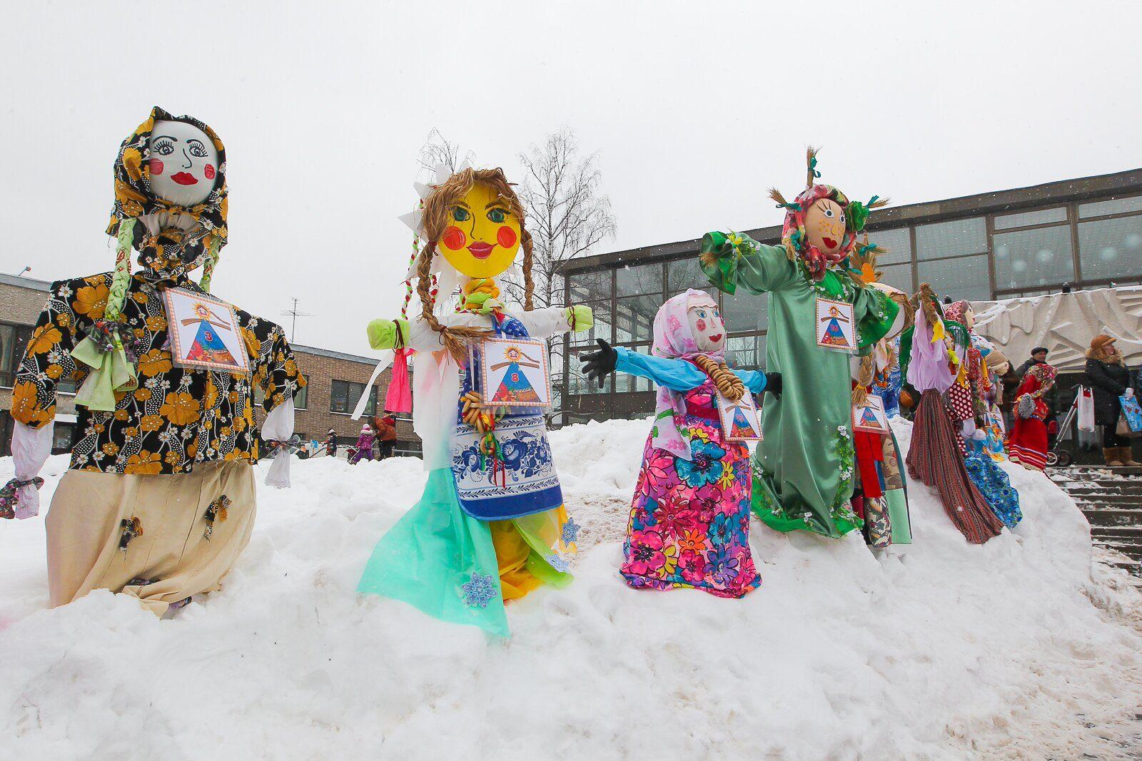 Праздник «Масленичные гулянья на Воробьевых горах» – события на сайте «Московские Сезоны»