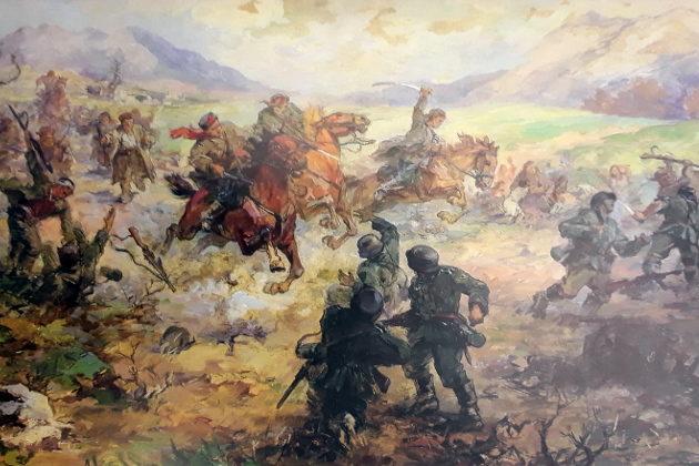 Выставка «Освобождение Крыма. 8 апреля – 12 мая 1944 года» – события на сайте «Московские Сезоны»