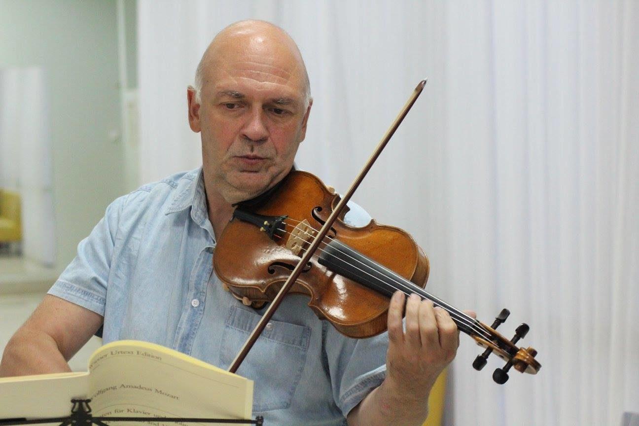 Концерт «Сонатный вечер» – события на сайте «Московские Сезоны»