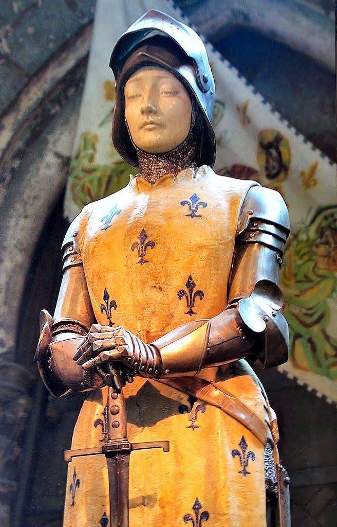 Лекция «Легенда по имени Жанна д'Арк» – события на сайте «Московские Сезоны»