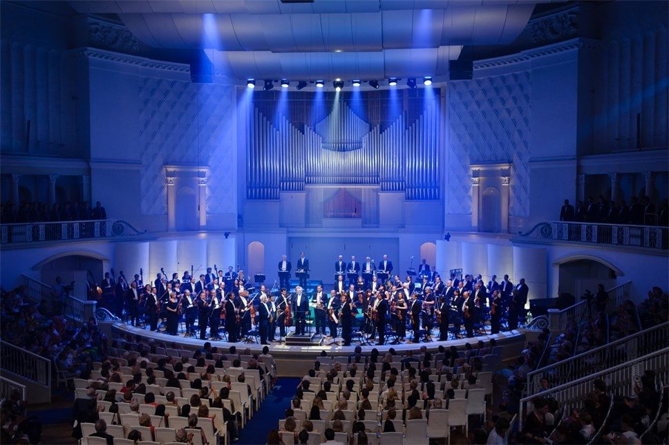Концерт «Играет МГАСО» – события на сайте «Московские Сезоны»