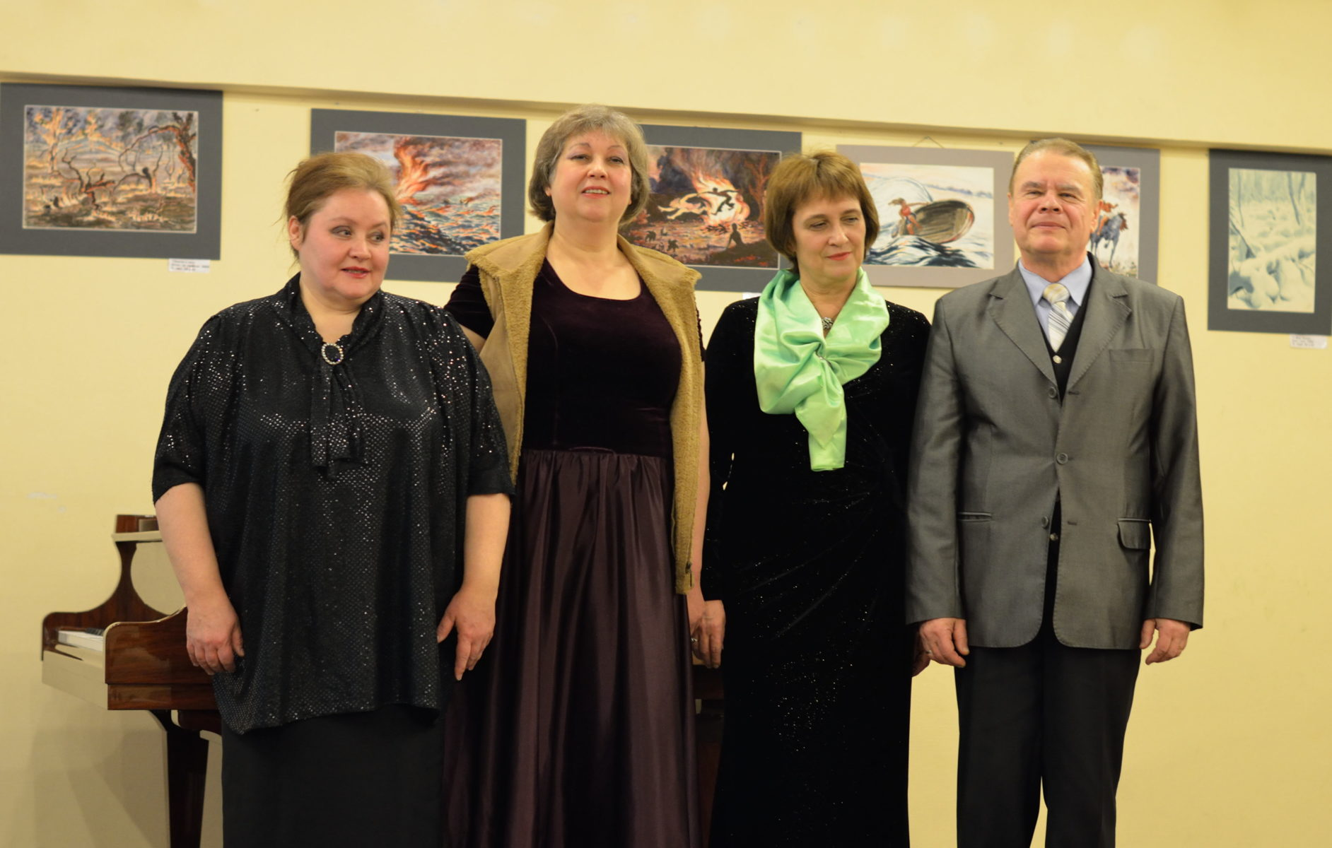 Концерт «Весна идет! Весне – дорогу!» – события на сайте «Московские Сезоны»