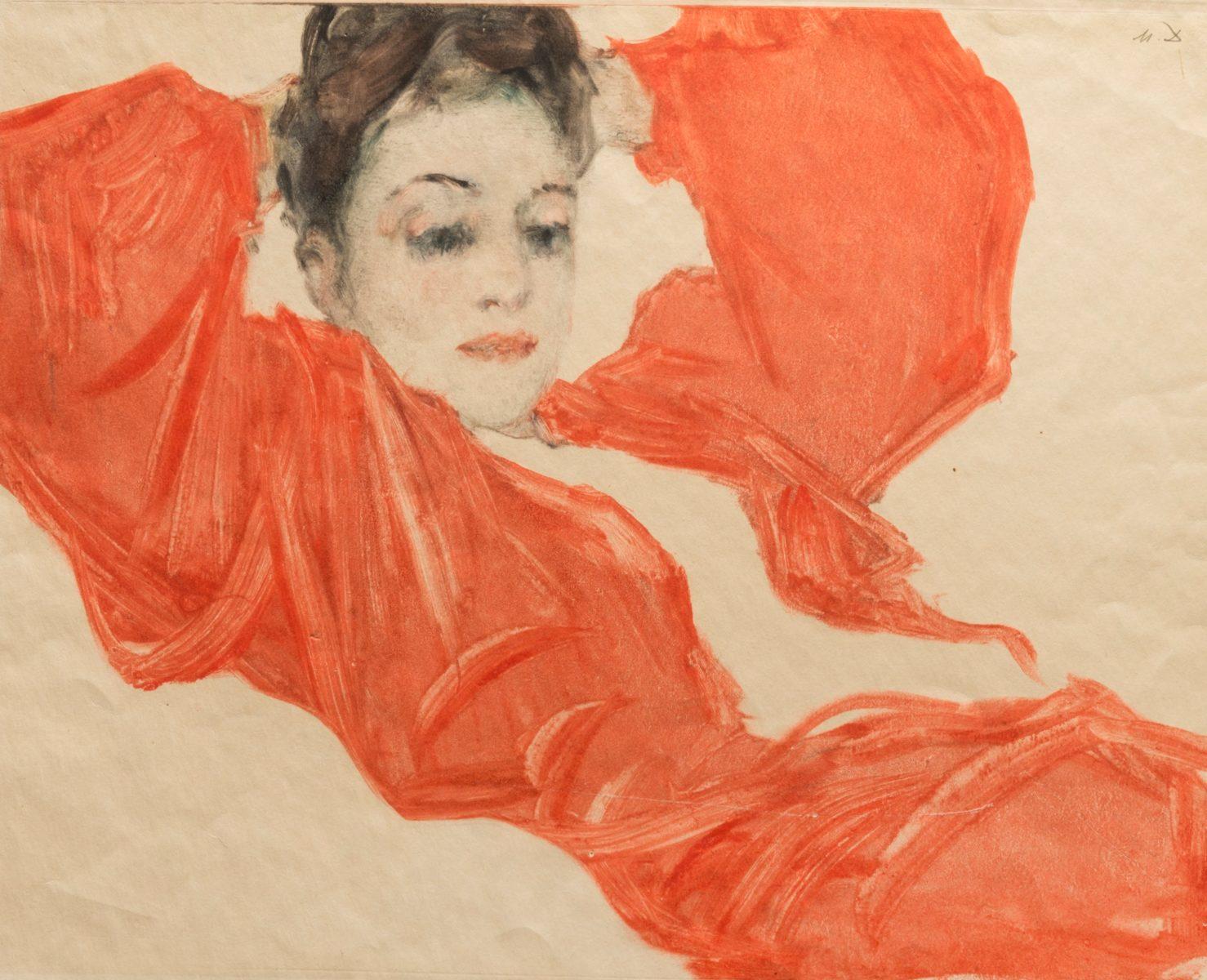 Выставка «Женский образ в графике русских художников» – события на сайте «Московские Сезоны»